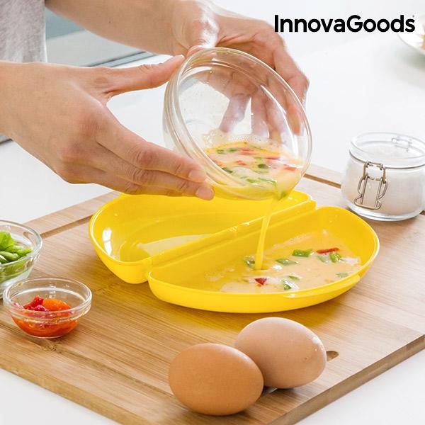Gör pocherade ägg i mikron