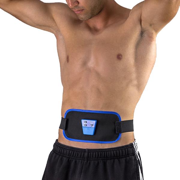 Bälte med EMS Elektrisk Muskelstimulator