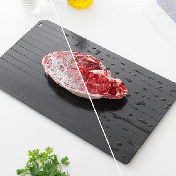 Upptiningsbricka för kött, fisk och grönsaker