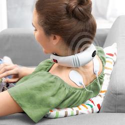 Elektromagnetisk Rygg- och Nackmassage