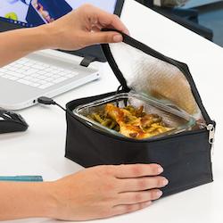 USB-uppvärmningsbar Termisk Lunchlåda