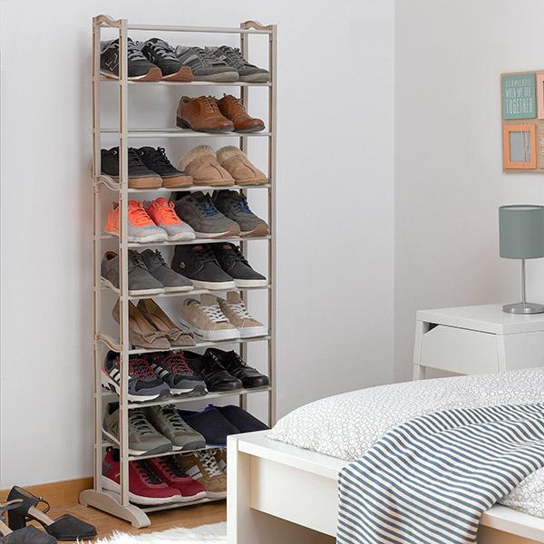 Skohylla Skoställ med plats för 25 par skor