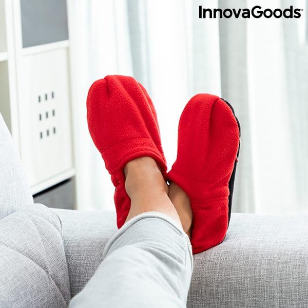 Mikrotofflor InnovaGoods Röd