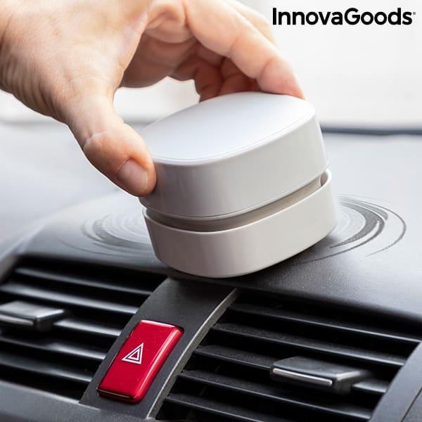 Mini damsugare för bilens instrumentpanel