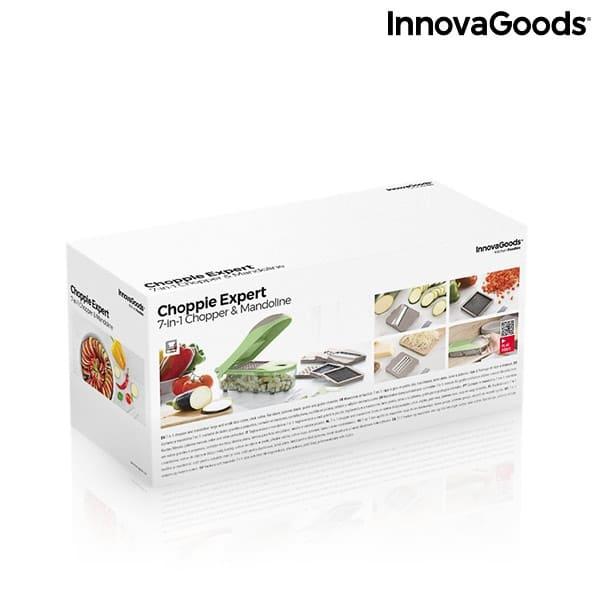 Multifunktionell Grönsaksskärare 7 in 1