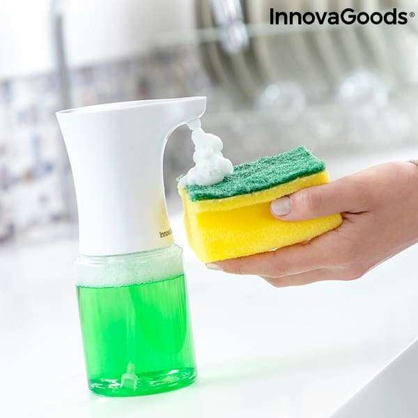 Tvålpump med sensor för kok, badrum, kontor etc