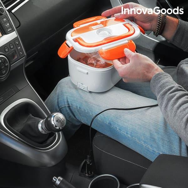 Smart Elektrisk matlåda i bilen