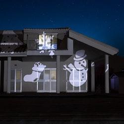 Projektorlampa LED för Husfasad