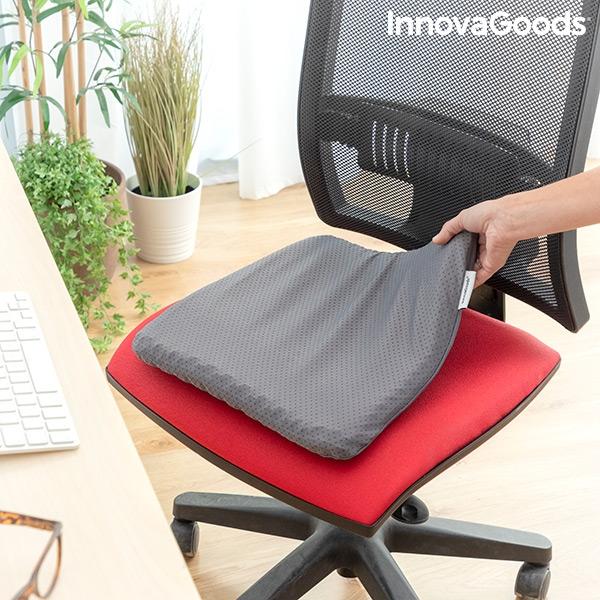 Elastisk silikonkudde för stol