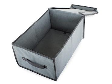 Förvaringslåda av Tyg med Lock 45x30x20cm