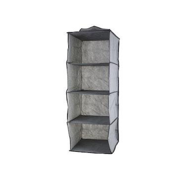 Hängande Klädförvaring av Tyg 30x30x80 cm
