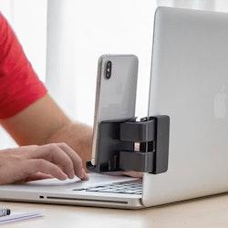 Flexibel Mobilhållare med Klämma CLIPLINK