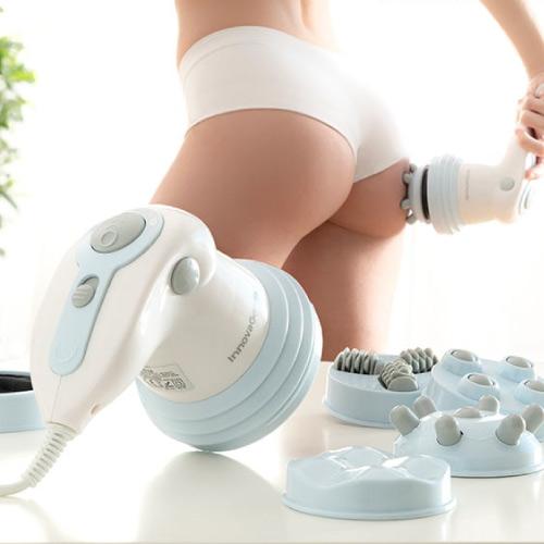 5-i-1 Cellulitmotverkande Massagemaskin med Infrarött Ljus