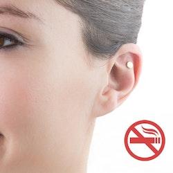 Akupressurmagnet mot Rökning