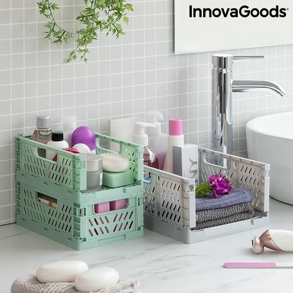 badrumsförvaring plastbackar förvaringslådor