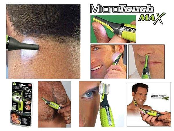 Elektrisk Precisionstrimmer MicroTouch