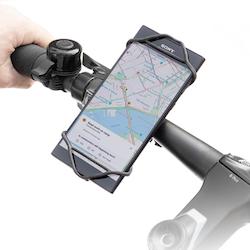 Universell Mobilhållare för Cyklar