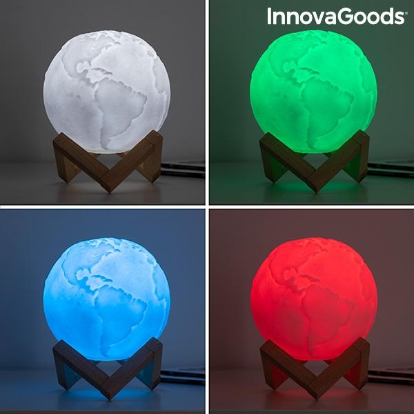 LED Multicolor Worldy
