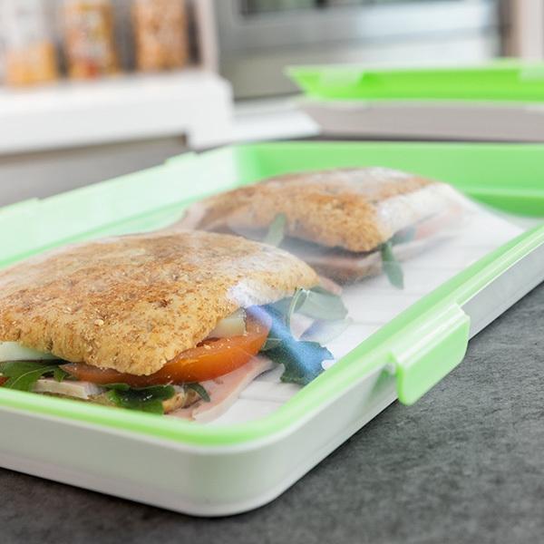 Matförvaring med Vakuum Vacpack 2 st