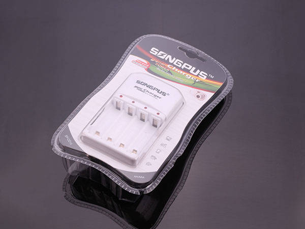 AA / AAA Batteriladdare Dual Function