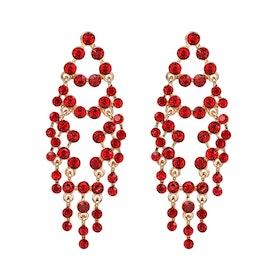 Maya Red Örhängen