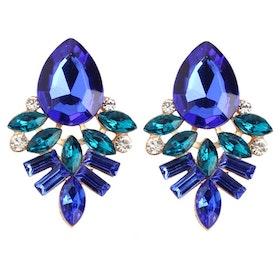Shameram Blue Green Örhängen
