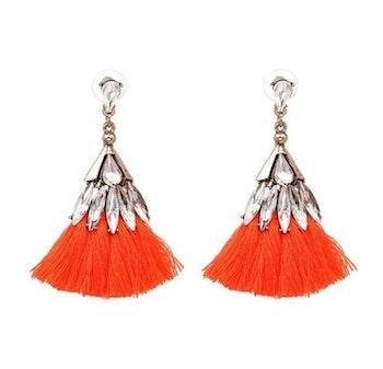 Fanny Orange Örhängen