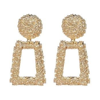 Hanady Gold Earrings
