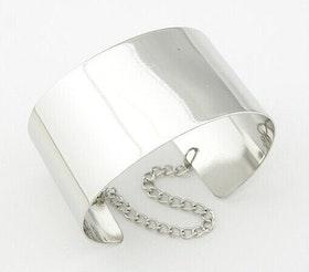 Karoszkas Handcuffs Silver