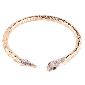 Python Necklace Gold
