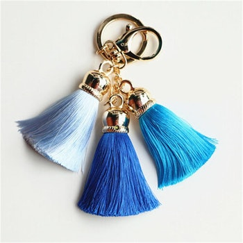 Tassel Blue