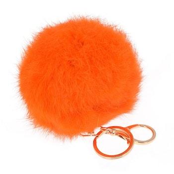 Pom Pom Orange