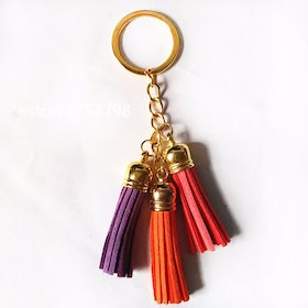 Little Tassel Orange