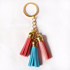 Little Tassels Hotpink