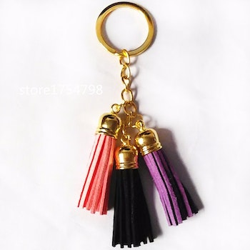 Little Tassel Purple