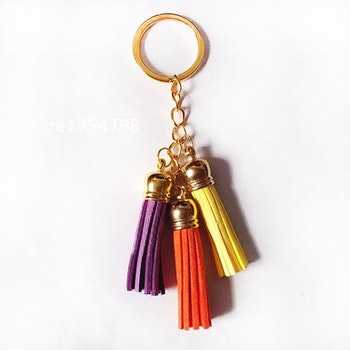 Little Tassel Yellow