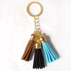 Little Tassel Black
