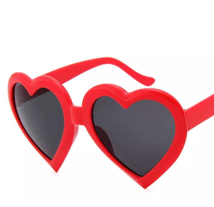Lovely Sunglasses Red