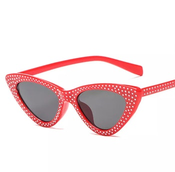 Cindy Sunglasses Red