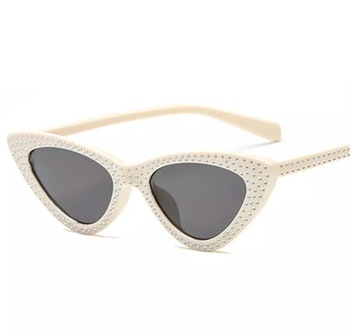 Cindy Sunglasses Beige