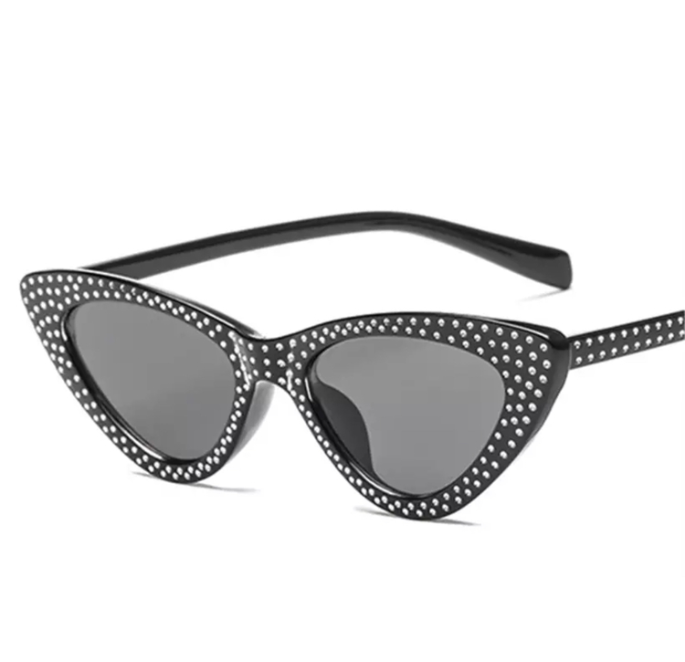 Cindy Sunglasses Black