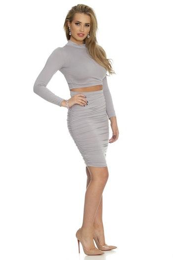 Kimmie Set Grey