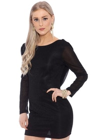 Mia Dress Black