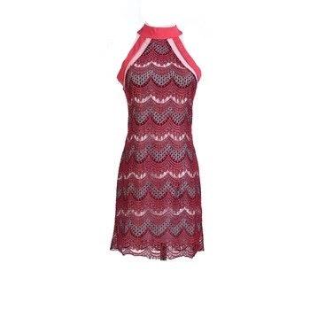 Cassandra Pink Dress