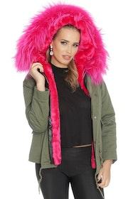 Karoszka Jacket Pink
