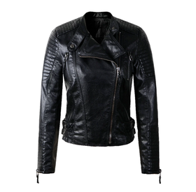 Biker Jacket Ann Black
