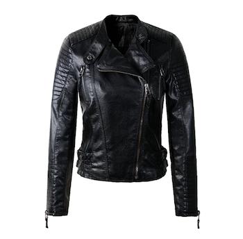 Biker Jacket Ann Black