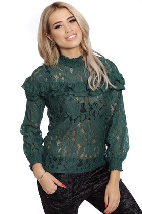 Vilya Top Green
