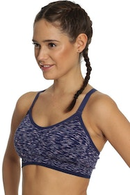 Running Sports Bra Blue