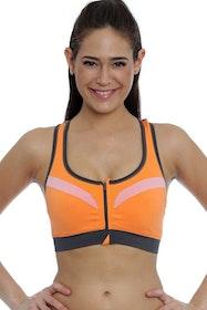 Sturdy Sportbra Orange